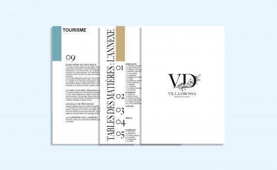 Book d'accueil Villa Drossa