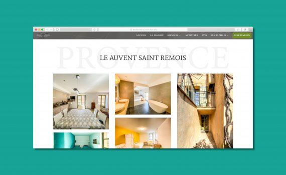 Site Internet Auvent Saint-Remois